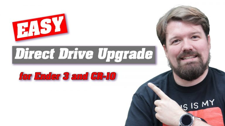Easy Direct Drive Upgrade