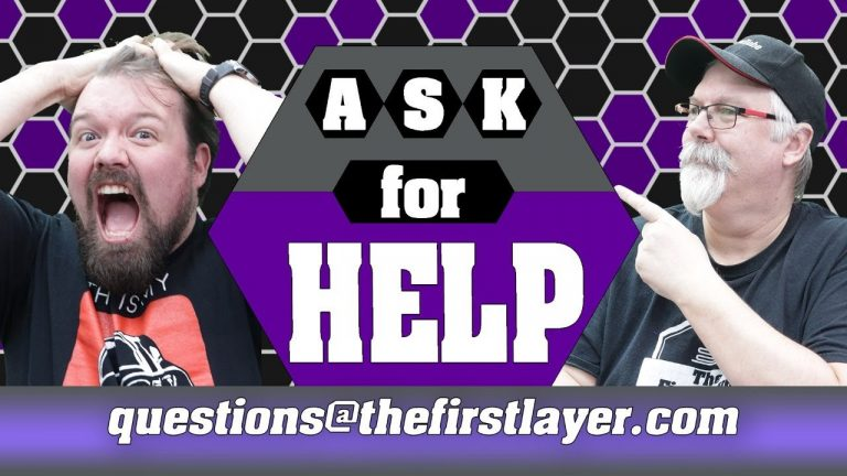 Ask for HELP: TFL Live with Special Guest Luke Hatfeild, Apr 25, 2020