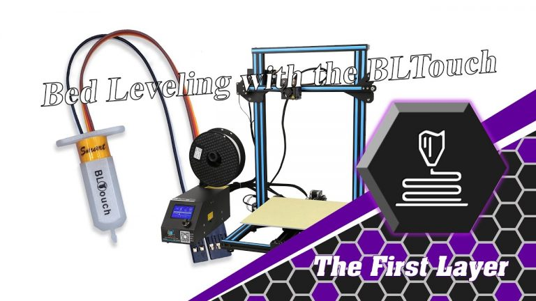 Cr-10S Upgrades Part 4: Better bed leveling with the BLTouch