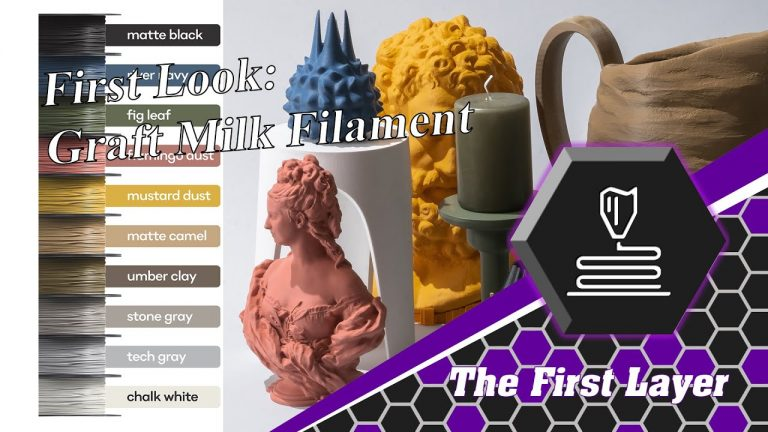 First look at Graft Milk Art Filament