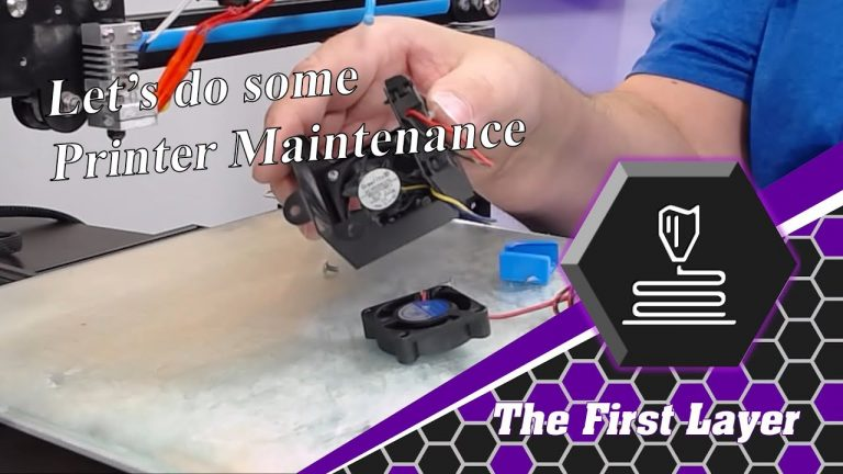 How to Clean and Perform Maintenance on Your 3D Printer