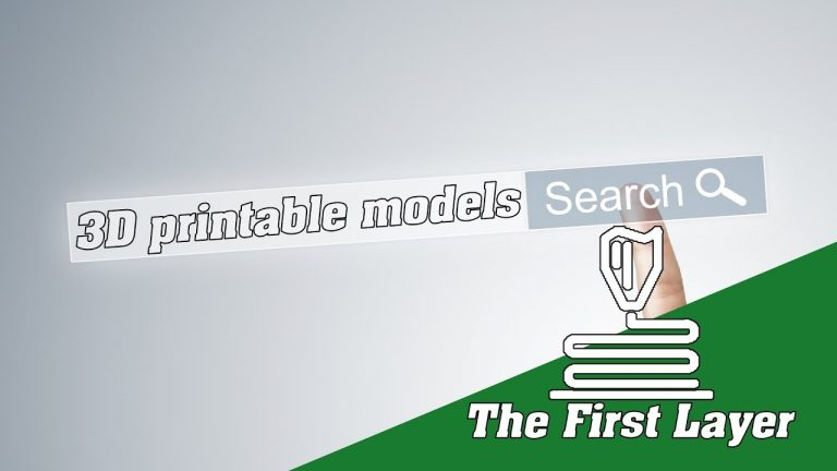 Sites to download 3D models for printing