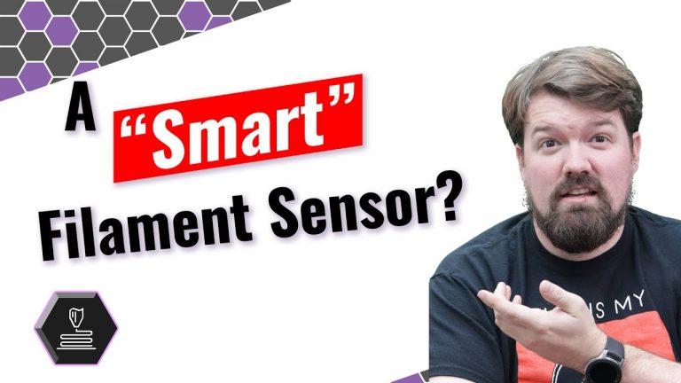 """A """"Smart"""" Filament Sensor?"""
