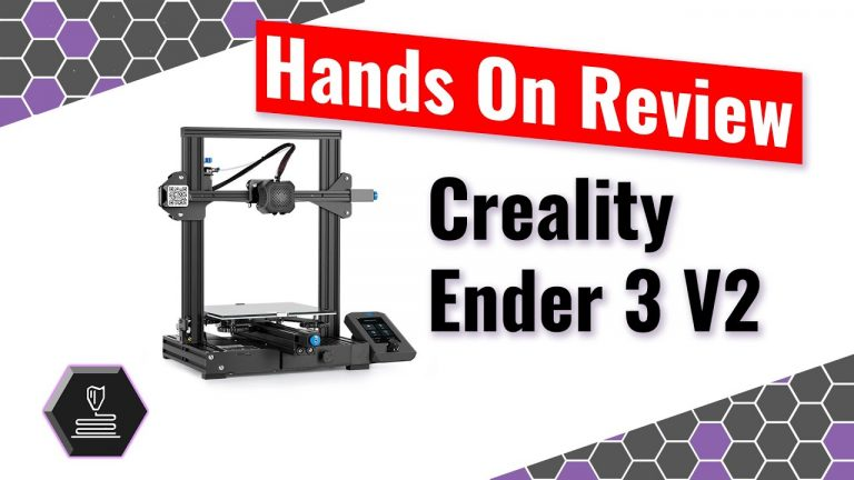 Hands On Review of the Creality Ender 3 V2•Aug 19, 2020