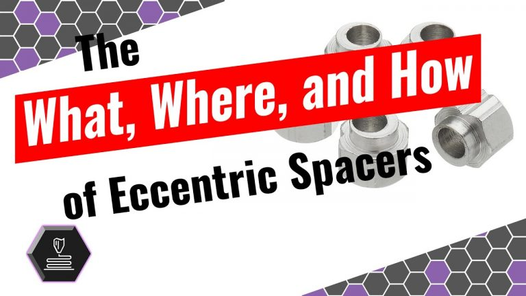 The What, Where, and How of Eccentric Spacers • Sep 17, 2020
